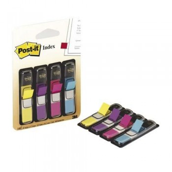 INDEX 1/2 PULGADA CON 140 UNIDADES CON DISPENSADOR INDEX POST-IT