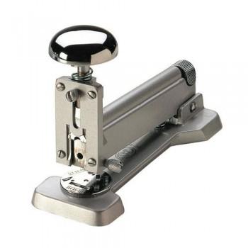 Grapadora gris metalizada M30 para grapas 24/26/27 El Casco