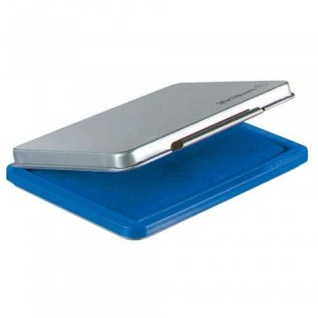 Tampón N1 almohadilla 9x16cm Azul Pelikan