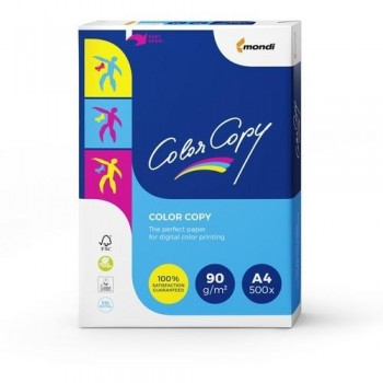 PAPEL COLOR COPY A4 90G SATINADO