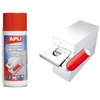 AIRE COMPRIMIDO INVERTIBLE 200 ML. APLI