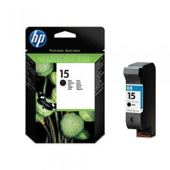 HP CARTUCHO TINTA C6615DE N15 NEGRO