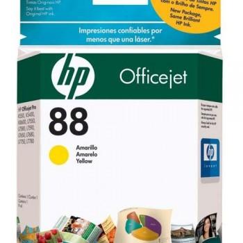 HP CARTUCHO TINTA C9388AE N88 AMARILLO