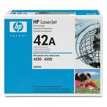 HP TÓNER LÁSER Q5942A N42A NEGRO