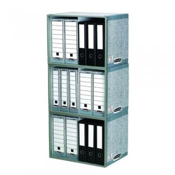 MUEBLE MODULAR STAX BANKERS BOX FELLOWES