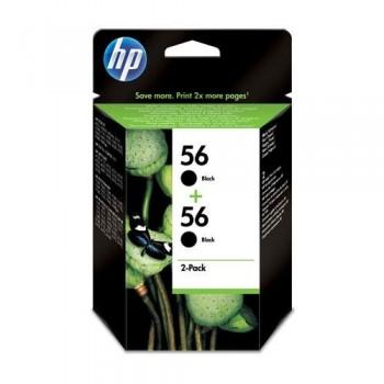 HP CARTUCHO TINTA C9502AE N56 NEGRO