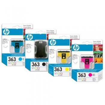 HP CARTUCHO TINTA C8772EE N363 MAGENTA