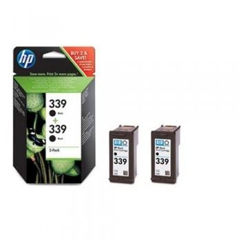 HP CARTUCHO TINTA C9504EE N339 X2 NEGRO