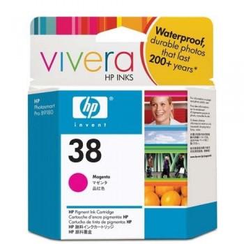 HP CARTUCHO TINTA C9416A N38 MAGENTA