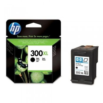 HP CARTUCHO TINTA CC641EE N300XL NEGRO