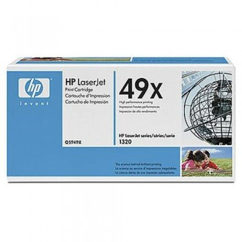 TONER IMP HP LASER 1320 NE 6000 PAGS. PACK 2UDS Q5949XD
