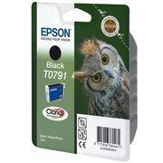 Epson cartucho inyección tinta Negro T0791