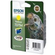 Epson cartucho inyección tinta Amarillo T0794