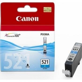 CANON CARTUCHO TINTA 2934B001 CLI-521C CIAN