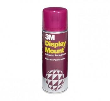 ADHESIVO 3M SPRAY DISPLAY MOUNT 400ML D-MFL