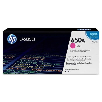 TONER HP LASERJET 5525 MAGENTA 15.000 PAGS CE273A