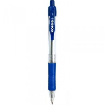 BOLIGRAFO RETRACTIL GEL SCRIBA GP2/BG2 AZUL 0.7MM