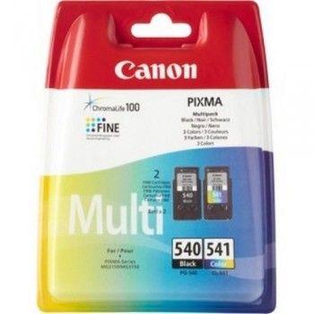 CANON CARTUCHO TINTA 5225B006 PG-540/CL-541 B NEGRO/COLOR