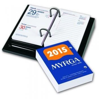 Taco calendario sobremesa N.3 Myrga