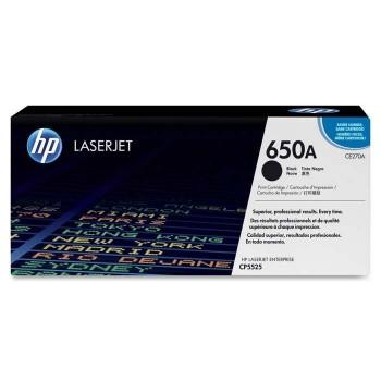 TONER HP LASERJET 5525 NEGRO 13.500 PAGS CE270A
