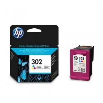 HP CARTUCHO TINTA F6U65AE N302 TRICOLOR