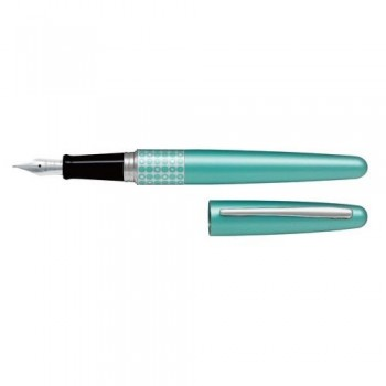 PLUMA URBAN MR RETRO POP TURQUESA