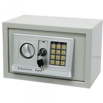 CAJA FUERTE ELECTRONIC DIGITAL PEQUEÑA 31X19,7X18,8 CM