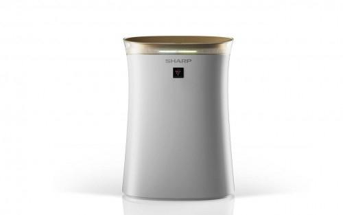 Sharp UA-PG50E-W purificador de aire 38 m  52 dB Oro, Blanco 47 W