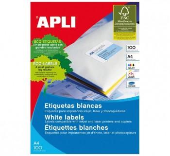 APL C.100H ETIQ BL ILC 70X37 01273