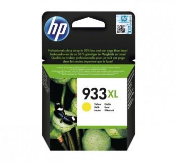 INKJET HP ORIGINAL Nº933XL CN056AE AMARILLO