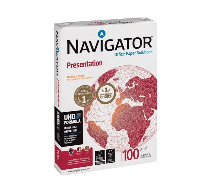 PAQ. 500H PAPEL NAVIGATOR A3 PRESENTATION 100GR
