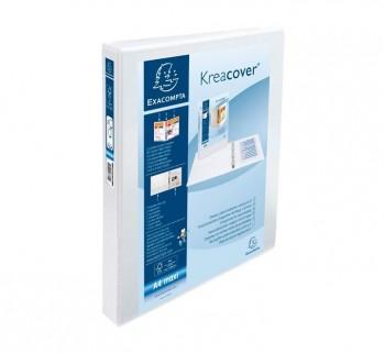 CARP. CANGURO EXACOMPTA 2-30MM A4 KREA COVER
