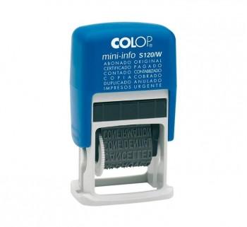 FECHADOR COLOP S-120 WD S100.S120WD.1