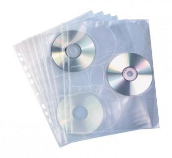 PACK 10 FUNDAS ELBA 3 CD PP TAL 10
