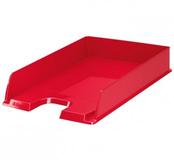 BAND. ESSELTE EUROPOST 255X348X65MM ROJO