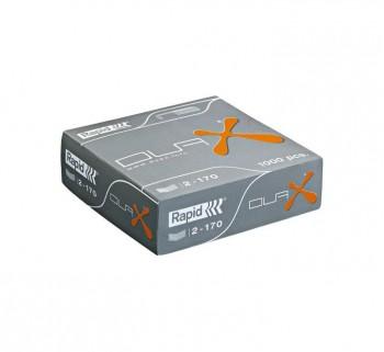CAJA 1000 GRAPAS RAPID DUAX 9 8-20 21808300