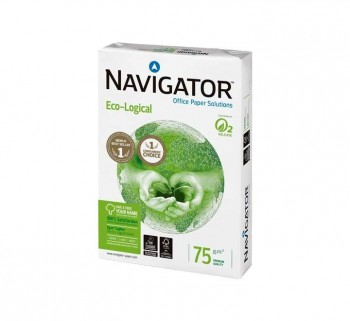 PAQ. 500H PAP. NAVIGATOR ECO-LOGICAL A3 75G 2360PW