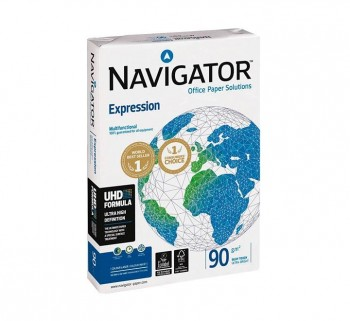 PAQ. 500H PAPEL NAVIGATOR EXPRESSION A4 90G