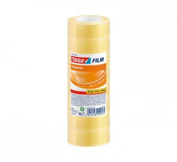 PACK 8R TESA CLEARTAPE 33X19 MM 57207-1-0