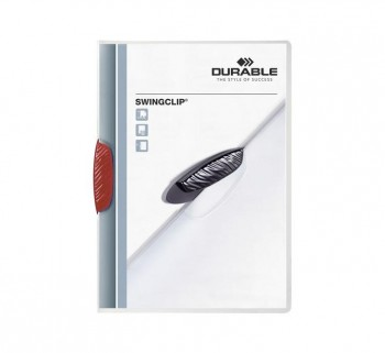 DOSSIER DURABLE SWINGCLIP 30H A4 RO 2260-03