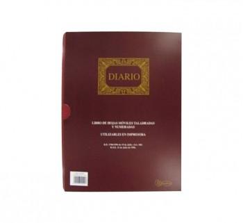 LIBRO MIQUEL RIUS DIARIO RECAMBIAB.100H A4