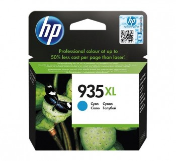 INKJET HP ORIGINAL C2P24AE CYAN 825K