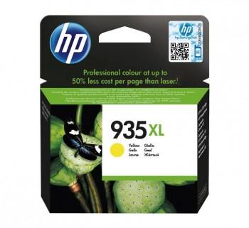 INKJET HP ORIGINAL C2P26AE AMARILLO 825K