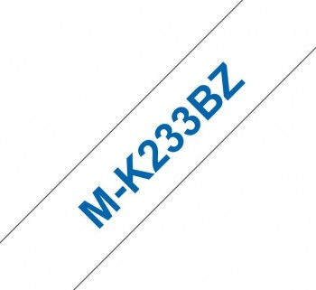 CINTA BROTHER NO LAM 12MM AZ BL M-K233BZ
