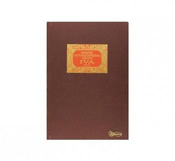 LIBRO CONTAB. MIQUEL RIUS Fº NAT 100 Nº64 IVA