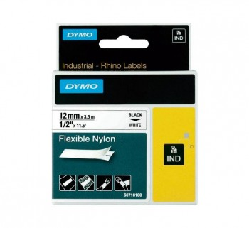 CITA DYMO NYLON FLEXIB 12MM NG BL S0718100