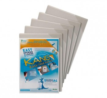 PACK 5 FUNDAS TARIFOLD MAGN. A4 KANG EASY LOAD