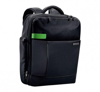 """MOCHILA LEITZ SMART TRAVELLER.15.6\""\"" 6017009 NEG   \"""
