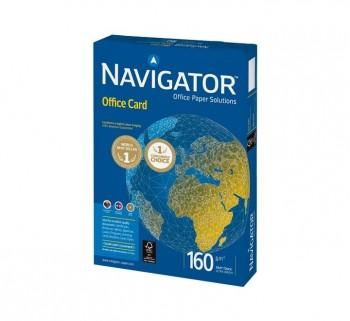 PAQ. 250H PAPEL NAVIGATOR OFFICE CARD 160GR A3