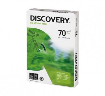 PAQ. 500H A3 PAPEL DISCOVERY 70GR